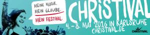 Christival 2016 Banner