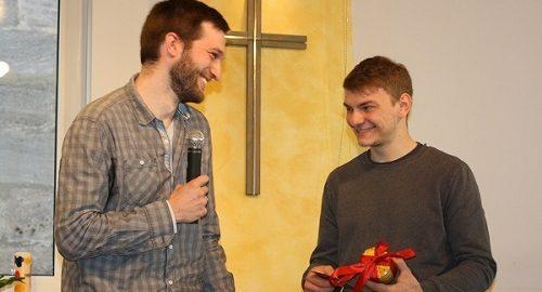 Pastor Ketzer und Kai Rüger