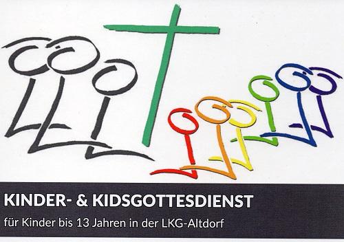 Einladungskarte Kindergottesdienst