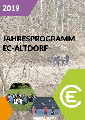 Jahresprogramm EC-Altdorf